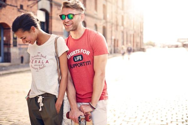 Urbane Streetwear von Brands Fashion