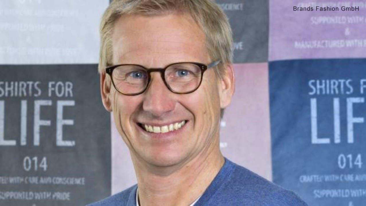 Ulrich Hofmann hat Brands Fashion 2002 gegründet und seitdem als CEO geführt.