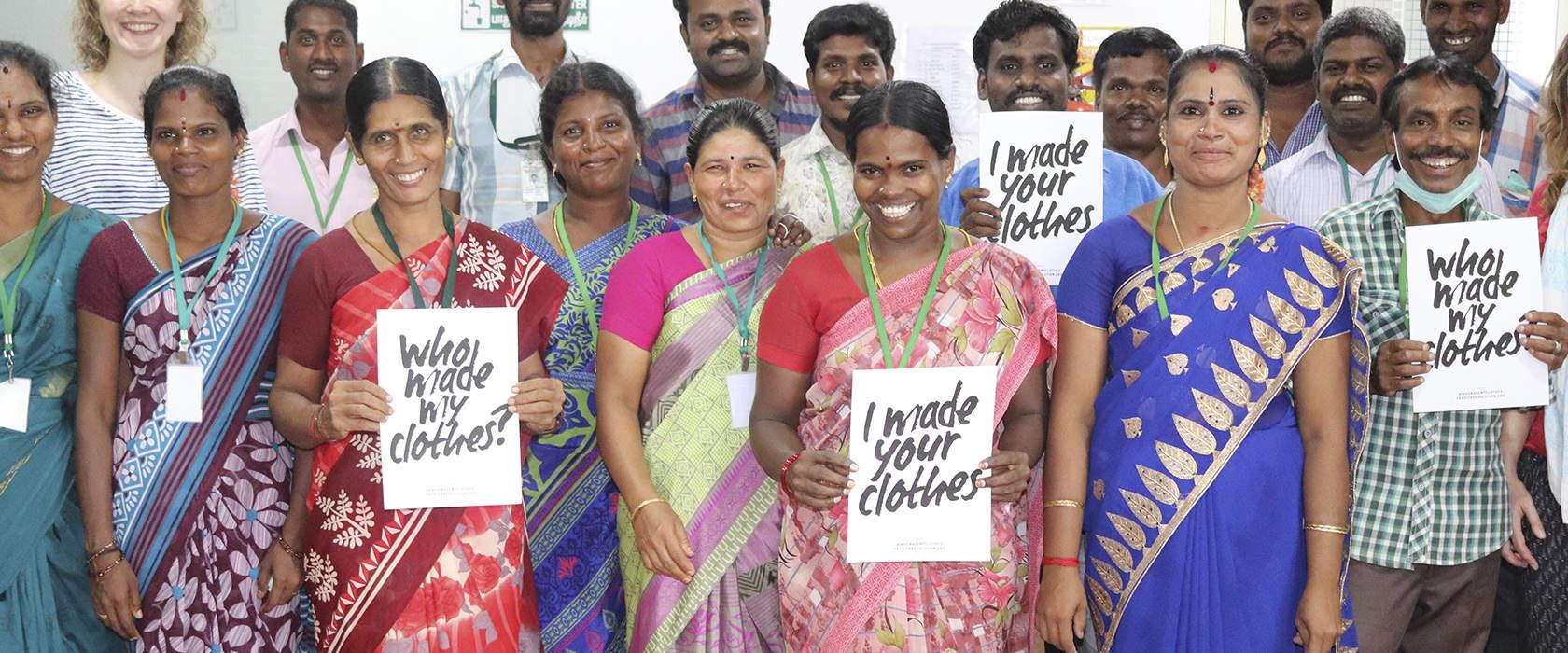 Slider Nachhaltigkeitsbericht - Brands Fashion